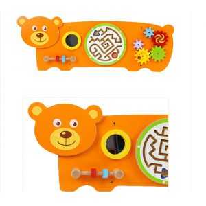 Bear WT 2 300x300 - Bear Theamed Activity Wall