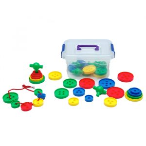 Buttons thread shape 2 300x300 - Button Manipulative kit