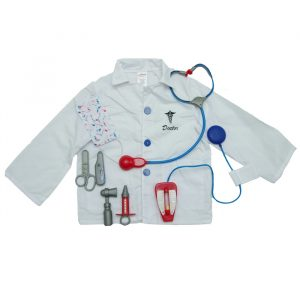 Doctor costume 300x300 - Fire Fighter Costume & Accessories