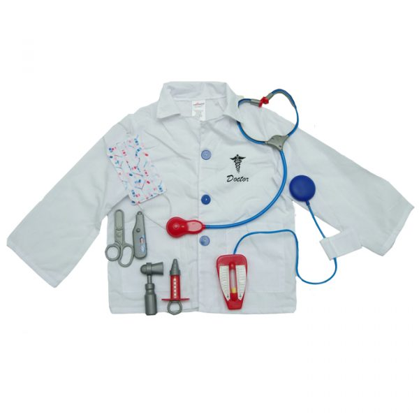 Doctor costume 600x600 - Doctor Costume & Accessories