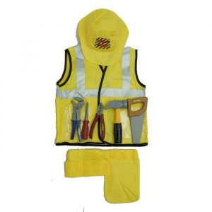 Engineer costume 300x300 - Fire Fighter Costume & Accessories