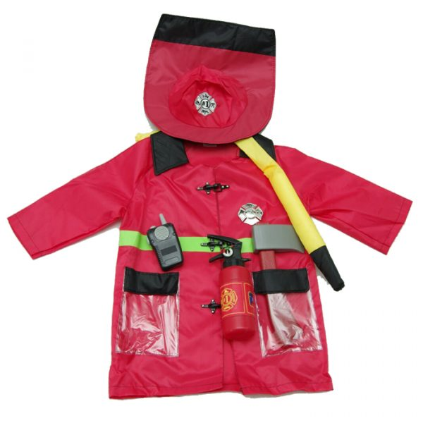 Fire fighter costume 600x600 - Fire Fighter Costume & Accessories