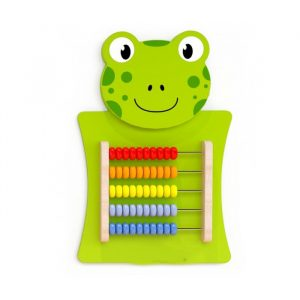 Frog wall toy 300x300 - Large Aeroplane  Activity Wall