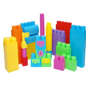 Giant Train Blocks 300x300 - Hexagonal Big Blocks (Set of 16)