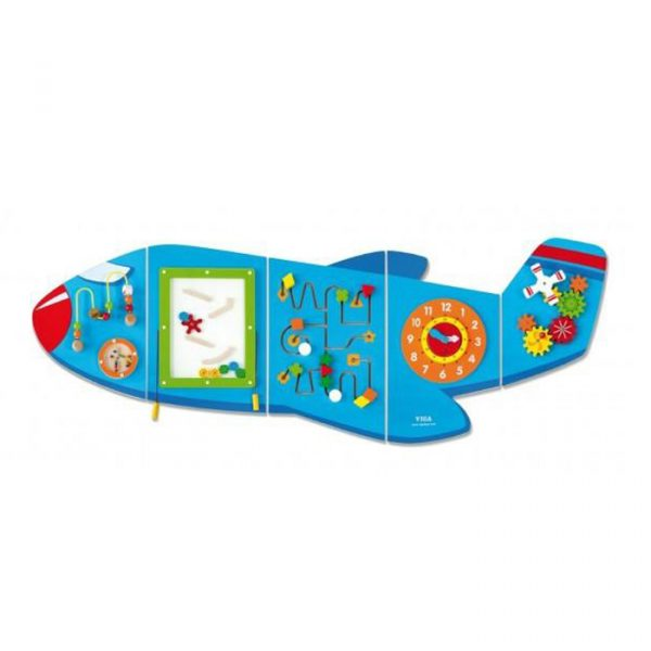 Large Aeroplane 600x600 - Large Aeroplane  Activity Wall