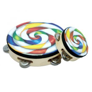 Lollipop Tambourine 300x300 - Lollipop Tambourine (set of 2)