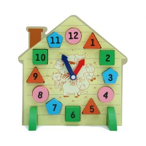 Magnetic figure clock 300x300 - Rainbow stacker