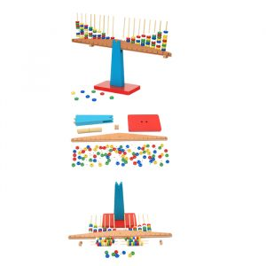Maths Balance 300x300 - Wooden Abacus