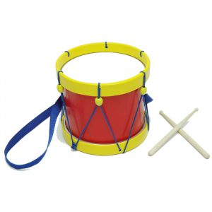 Musical Drum 300x300 - Grip Tambourine (set of 2)