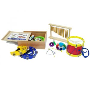 Musical Kit 300x300 - Transparent Colored Cubes