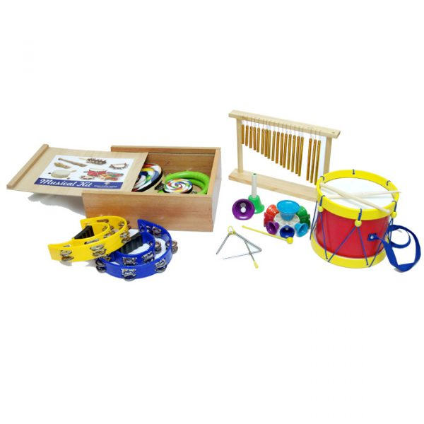 Musical Kit 600x600 - Musical Box (set of 10 items)