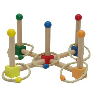 Ring Toss 300x300 - The Ringer Ring Toss Game wooden