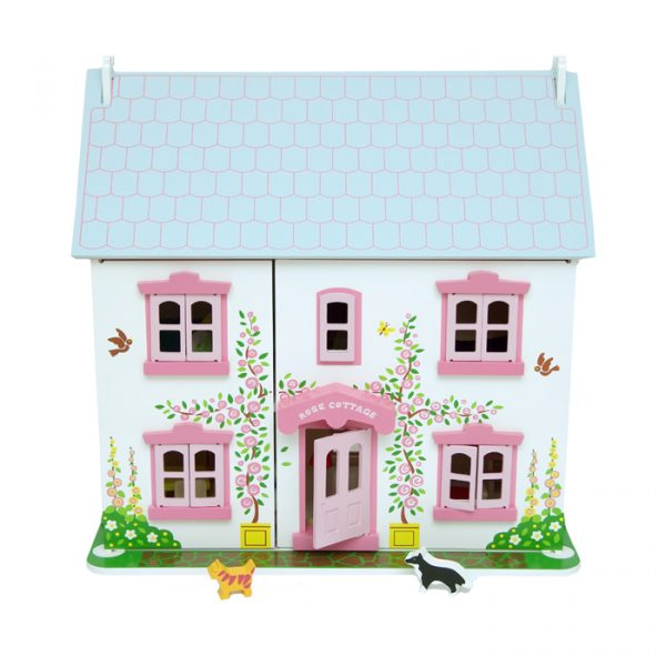 Rose Bud Doll House 600x600 - Rose Bud Doll house( Furnished)