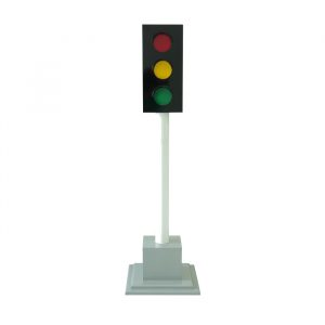 Traffic Light 300x300 - Wooden Post Box