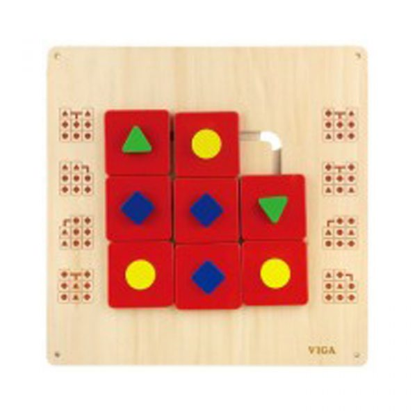 Wall Toy Shape 600x600 - Shape Maize Wall Toy