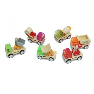 Wooden Construction Trucks 300x300 - Construction Trucks (set of 4)