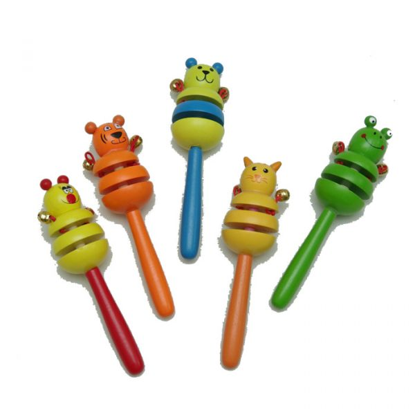 animals shaker 600x600 - Animal Shaker (Set of 4)