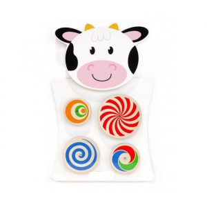 cow wall toy 300x300 - Welcoming Giraffe Wall Toy
