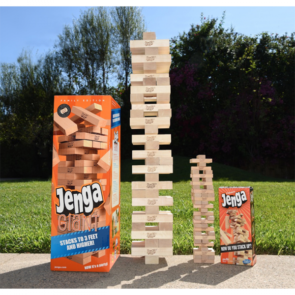 f 600x600 - Giant Jenga Stacking tower