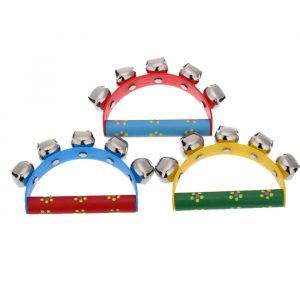 jingle bells 2 300x300 - Jingle hand Bells (set of 4)