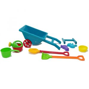 sand equipment trolley 300x300 - Sand Box with Multi-color Shapes