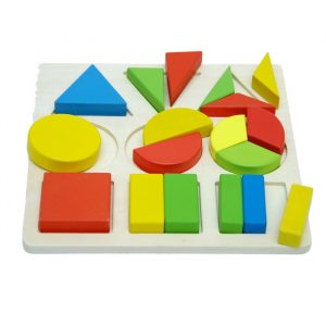 shape sorting board Giant 300x300 - Magnetic Figure clock