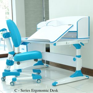C SERIES ERGONOMIC DESK 300x300 - C   Series Ergonomic Desk & Chair