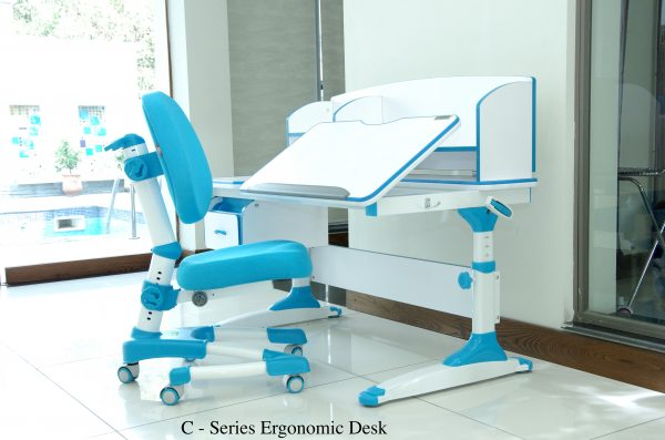 C SERIES ERGONOMIC DESK 600x397 - C- SERIES ERGONOMIC DESK