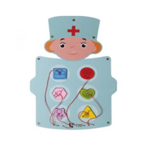 Female Nurse Wall Toy 300x300 - Rainbow magnifier set box