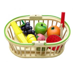 Fruit cutouts Basket 300x300 - Fruit Cutout in Blue Tray