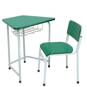 GROUP SYSTEM SERIES 300x300 - SINGLE STUDENT DESK & CHAIR BLUE