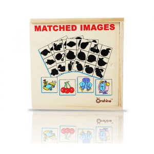 Matched image Puzzle 300x300 - Rainbow Creative Building blocks