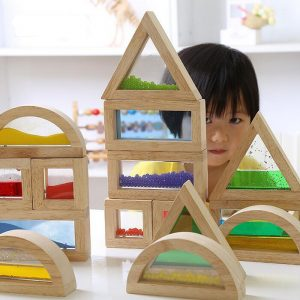 Rainbow Sensory Blocks 2 300x300 - Rainbow Sensory Building Blocks