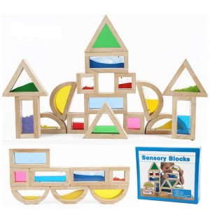 Rainbow creativity 1 300x300 - Rainbow Sensory Building Blocks