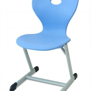 SINGLE STUDENT CHAIR 300x300 - SINGLE STUDENT DESK & CHAIR BLUE