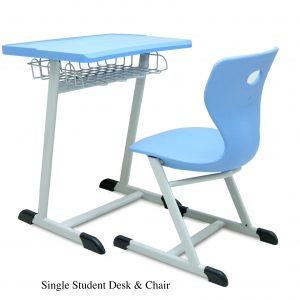 SINGLE STUDENT DESK CHAIR 300x300 - DESK&CHAIR SLOP (Small)