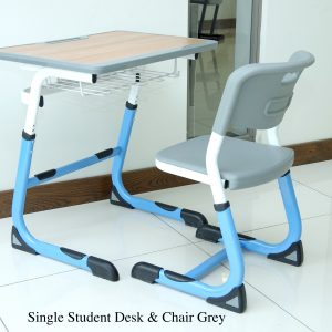 SINGLE STUDENT DESKCHAIR 300x300 - E-SERIES ERGONOMIC DESK PINK.