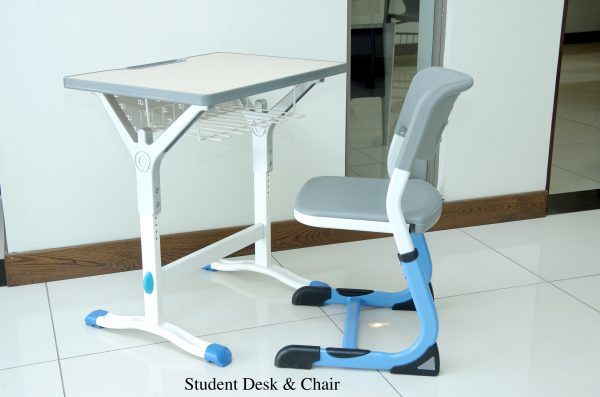 SINGLE STUDENT DESKCHAIR MODREN 600x397 - SINGLE STUDENT DESK&CHAIR MODERN