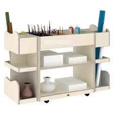 Art Trolley - Haya drawer storage chest with doors