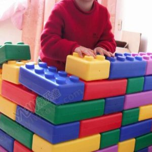 Kindergarten playground toys plastic building blocks toys Happy big blocks Children plastic brick 45PCS kid household.jpg 640x640 300x300 - Halo Nation Jumbo Blocking Blocks