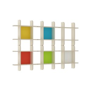 Ledge 1 300x300 - Haya Wooden Ledge (6 Colors) wall mounted racks