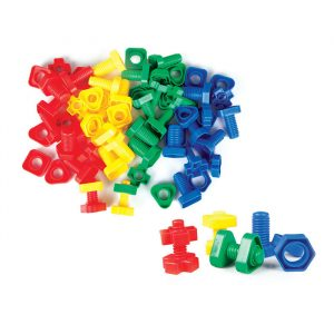 Nuts & Bolts - Educational toys in Pakistan