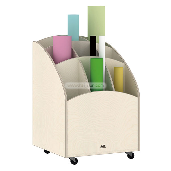 chart paper trolley 600x600 - Chart Paper Trolley