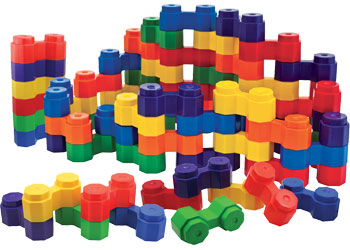 jyn050k 1 - Hexagonal small blocks (set of 50)