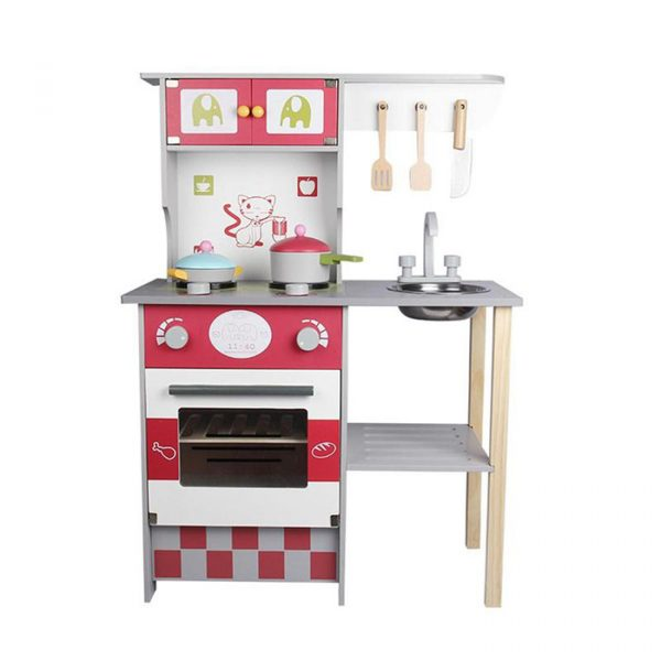 Untitled 1 600x600 - Kitchen Model Children Simulation Educational Toy