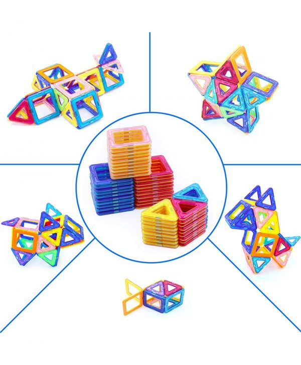 e8c0c0ec61aa8b6e716308292f6c9843 600x729 - Magnetic Blocks, 118 Piece Magnetic Building Blocks Set Magnetic Tiles Educational Toys for Kid