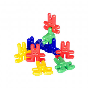 rabbit blocks 20pc in container1 300x300 - Giant Manipulative in plastic box for toddlers learning toys 25 plus pieces