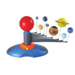 1 300x300 - Solar System Model with electric usage, Learning and, education