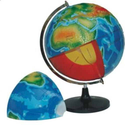 1919d183e2dfa013d554547bf92471a8 - Model of Earth Internal Structure, 32 cm Dia learning and education