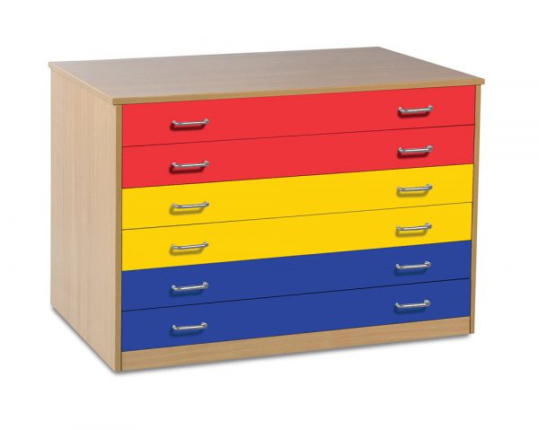 6 Drawer Plan Chest 600x479 - 6 Drawer Plan Chest